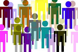 Gente en dibujo para logotipo  fotos de gente