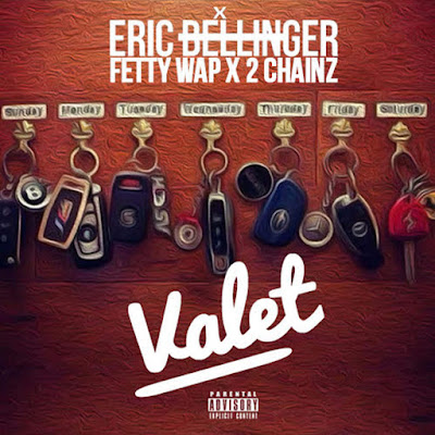 Eric Bellinger - Valet (feat. Fetty Wap & 2 Chainz) - Single Cover