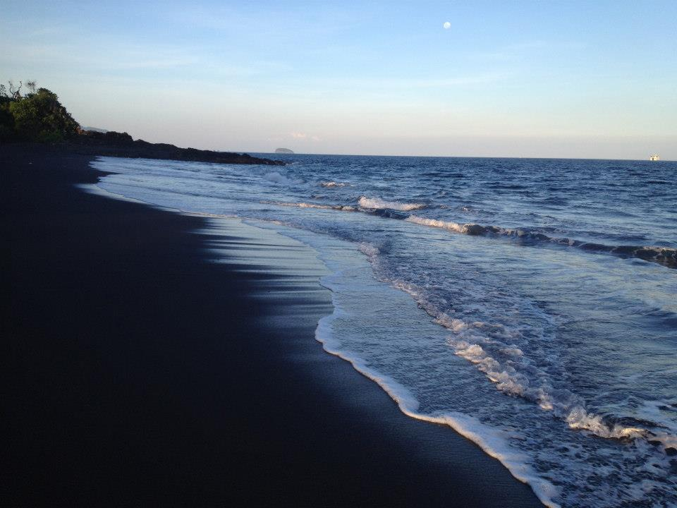 There And Back Again Quest For The Black Sand Beach Bali