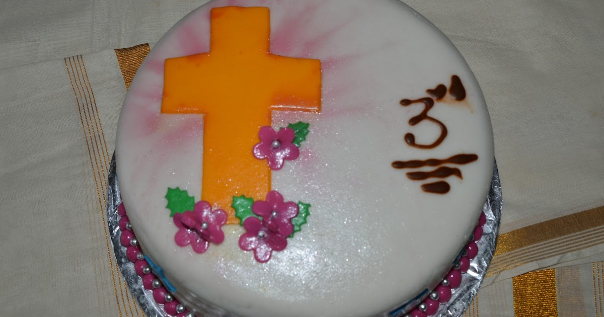 Lee S Culinary Experiments Cake Design For Church S 3rd