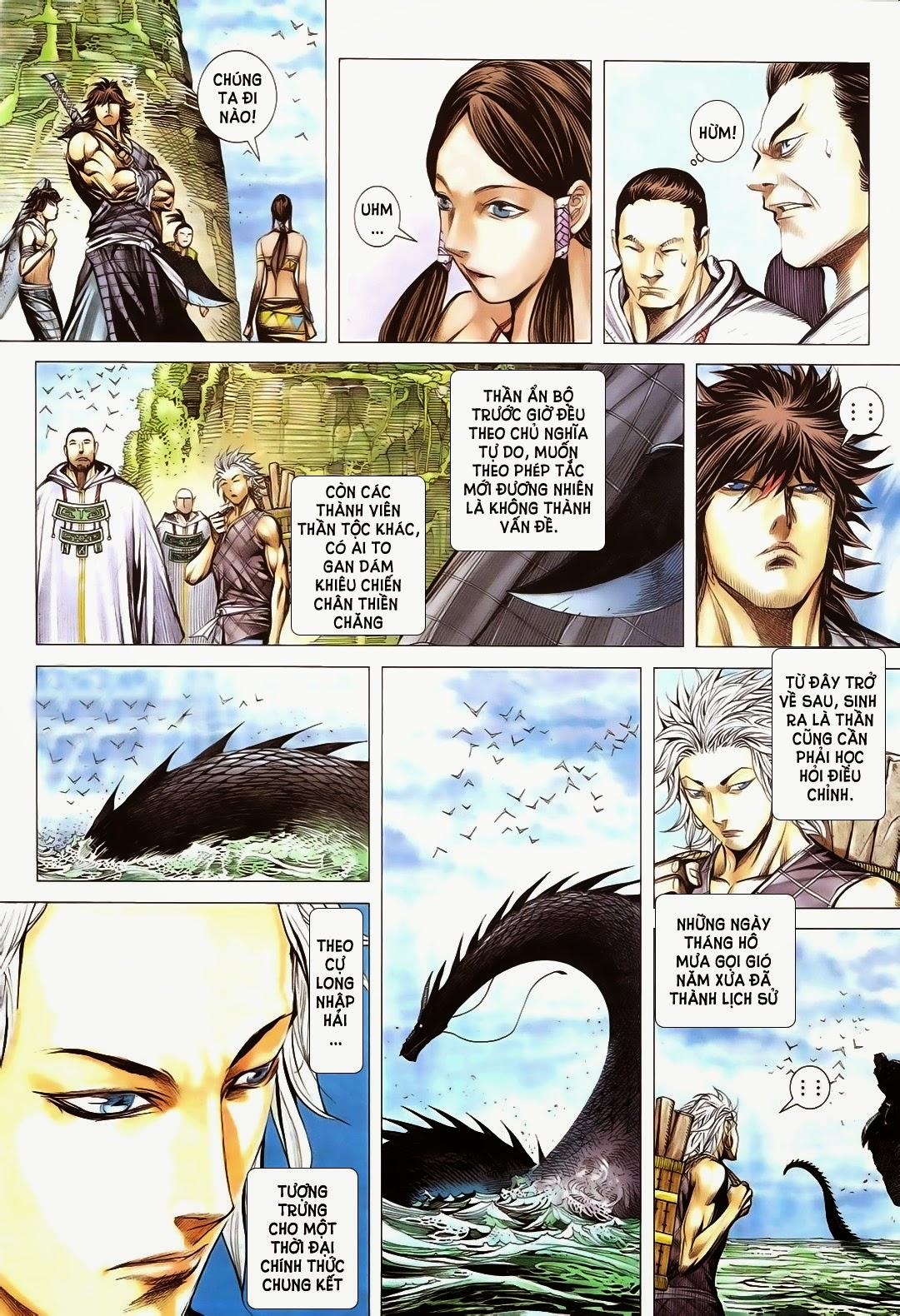 Phong Thần Ký chap 181 - Trang 14