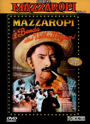 Mazzaropi: A Banda das Velhas Virgens - DVDRip Nacional