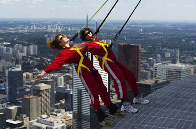CN Tower EdgeWalk Seen On www.coolpicturegallery.us