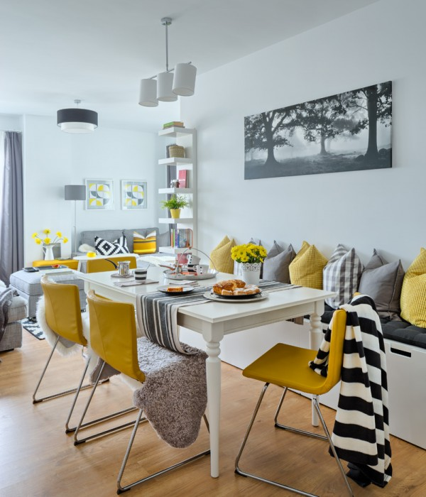 UN PISO DECORADO CON PRODUCTOS IKEA HOUSE DECORATED WITH IKEA
