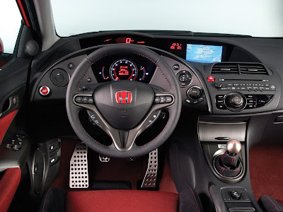 Honda Civic 2007 Interior