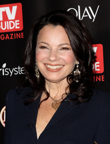 Fran Drescher aka Nanny Fran Fine She actually acts in one new sitcom