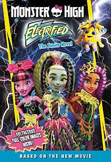 Monster High: Electrificadas Poster