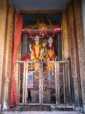 The Laxmi Narayan Temple at Jyotirmath, Joshimath in Uttarakhand