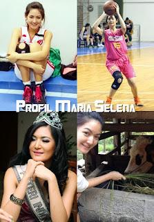 Bidadari lapangan basket Putri Indonesia