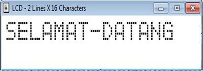 penggunaan aplikasi topview simulator untuk pemograman LCD