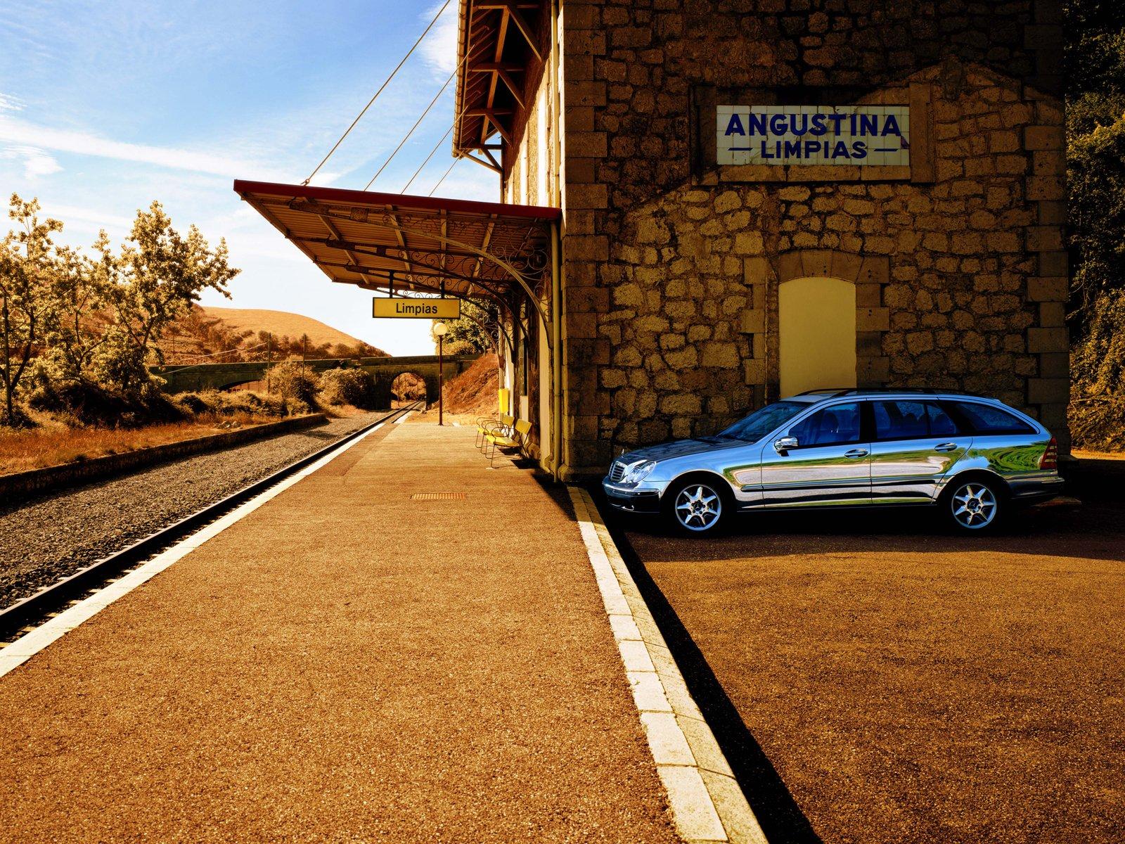 Poze Cu Mercedes