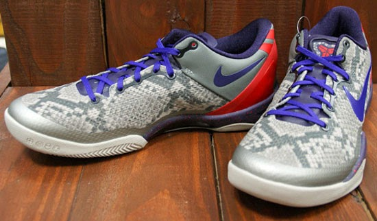 san francisco 6a2bd 475fd ... coupon code for nike kobe 8 system mine grey black court purple  university red november 2013