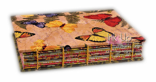 Ok, this is the last handbound book I'll post for awhile (at least a ...