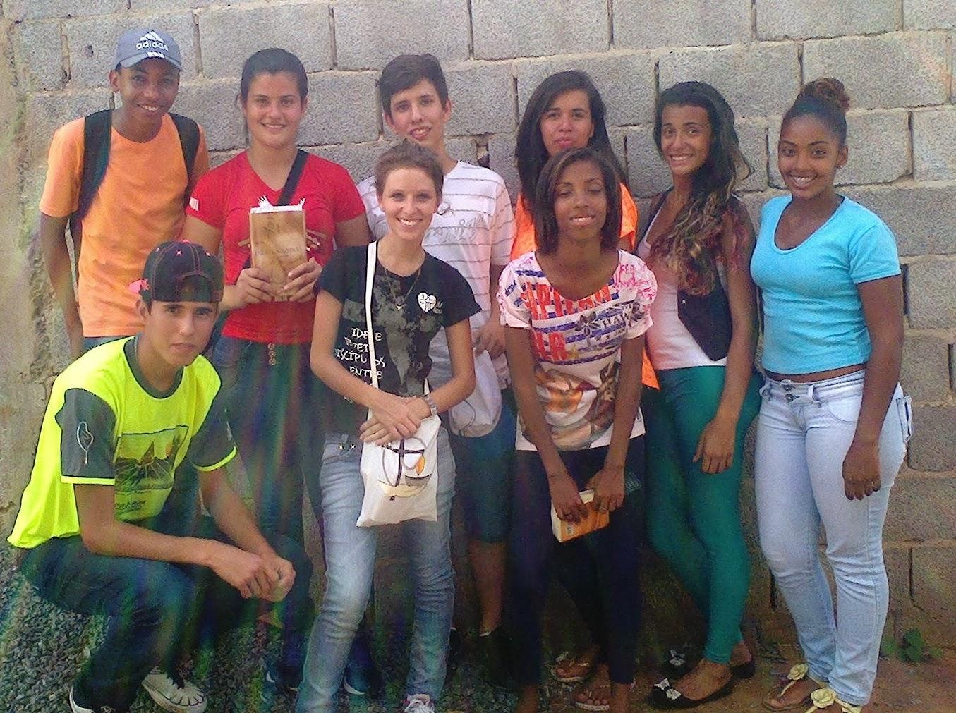 Juventude Missionária inicia suas atividades em Varginha (MG)