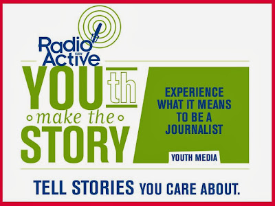 RadioActive Youth flyer