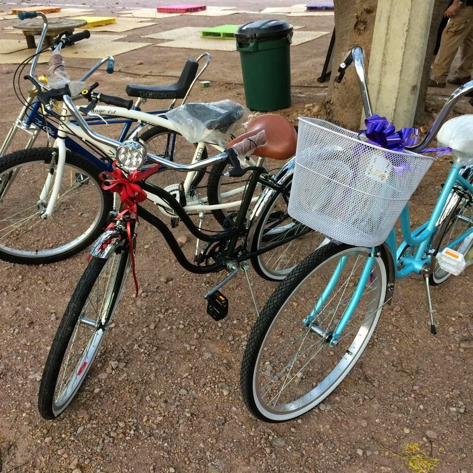 Renta de bicicletas en Puerto Vallarta