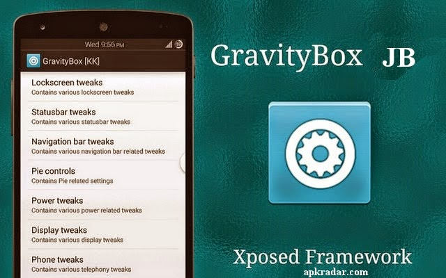 GravityBox [JB] 3.4.3 Unlocked