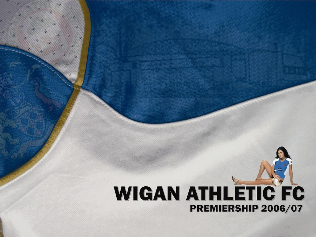 One Soccer: Wigan Athletic Wallpapers