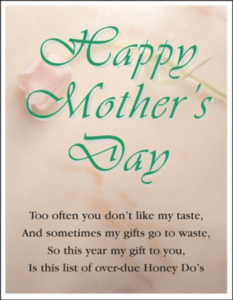 nice poems for mums. happy mothers day poems.