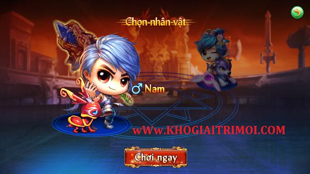 Hướng dẫn đăng ký tài khoản game Gunny Mobi
