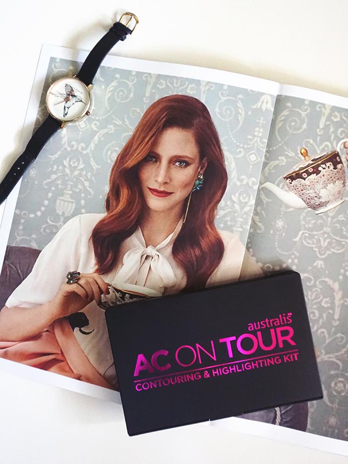 Australis Contouring & Highlighting Kit Review