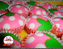 - Apam strawberry -