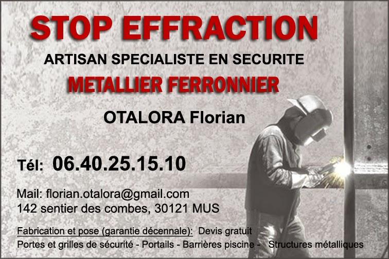 STOP EFFRACTION Contact