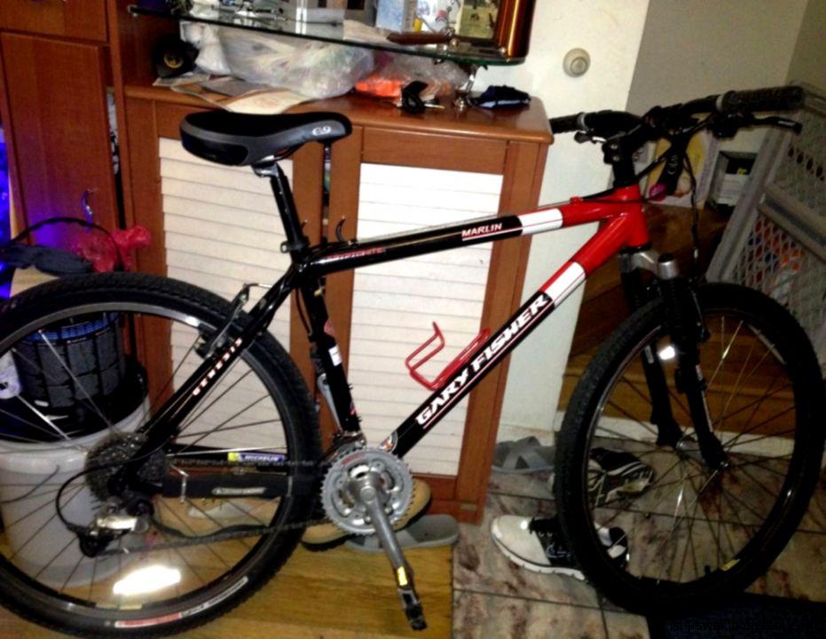 Gary Fisher Marlin Mountain Bike