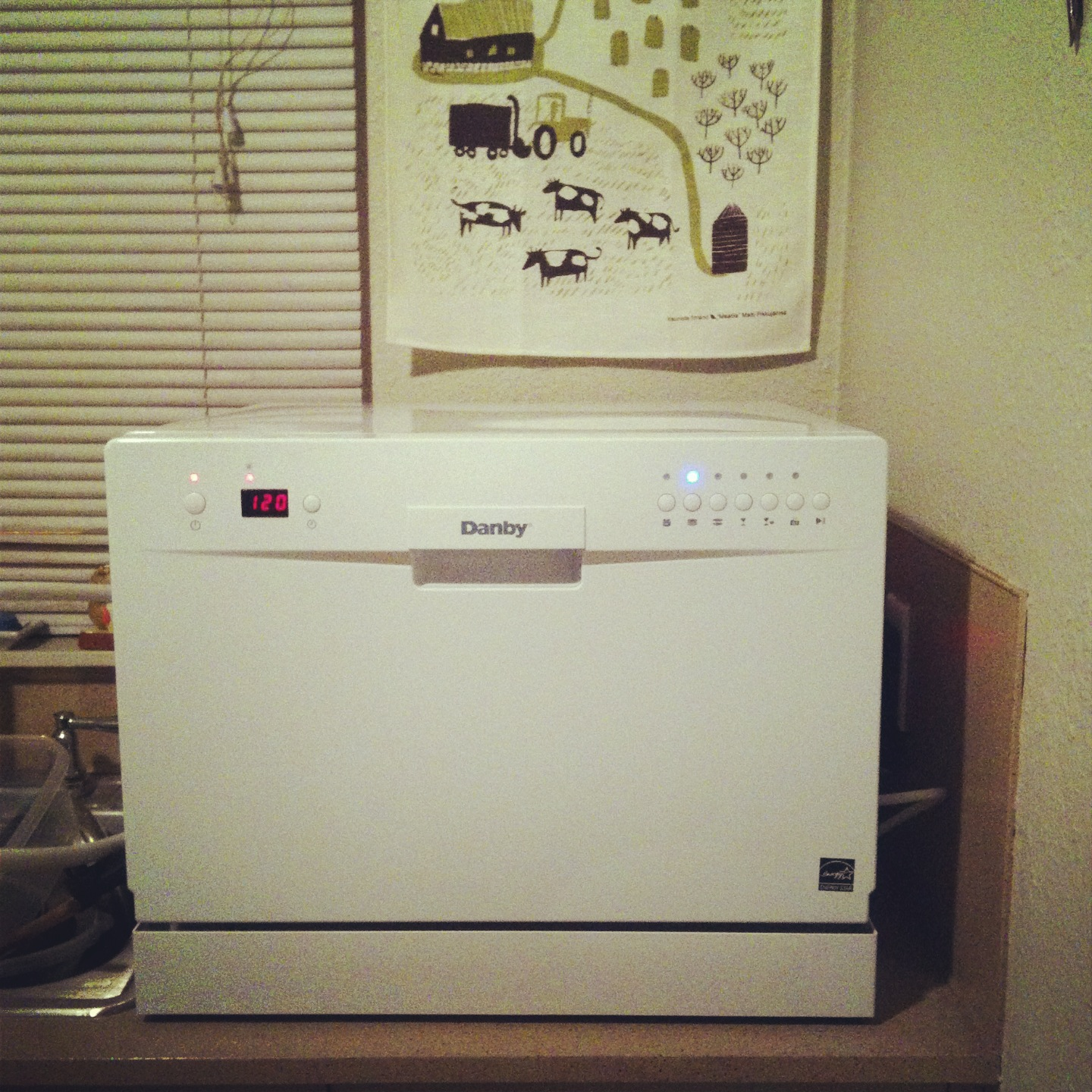 Danby+Countertop+Dishwasher ... love our danby countertop dishwasher ...