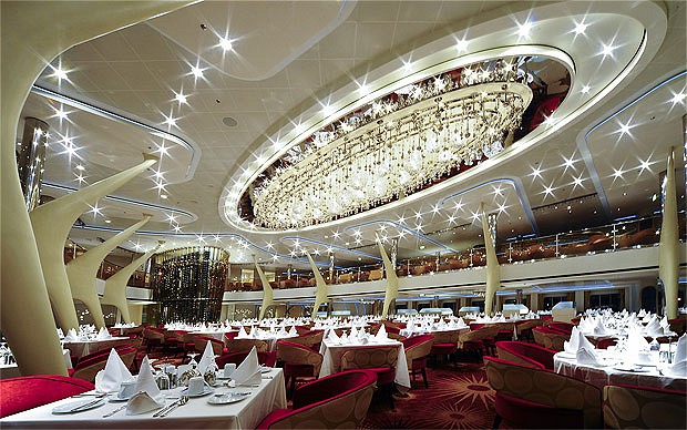 Celebrity Equinox The Silhouette Dining Room Photos - 39 ...