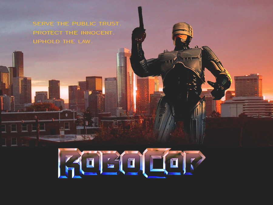 2 <b>Robocop</b> 3 HD <b>Wallpapers</b> | <b>Backgrounds</b> - <b>Wallpaper</b> Abyss