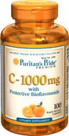 Puritan's Pride C-1000/100
