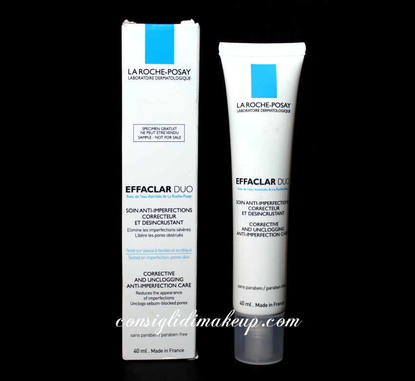 Review: Effaclar Duo - La Roche-Posay