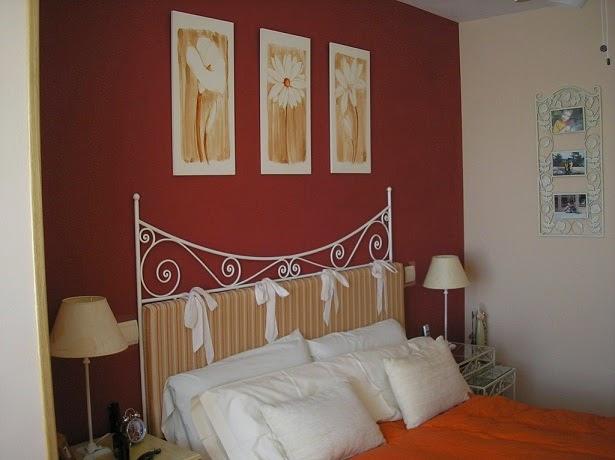 Decoraci n de cuartos dormitorios alcobas habitaciones - Dormitorio negro y rojo ...