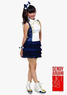 Foto dan Biodata JKT48 Sendy Ariani