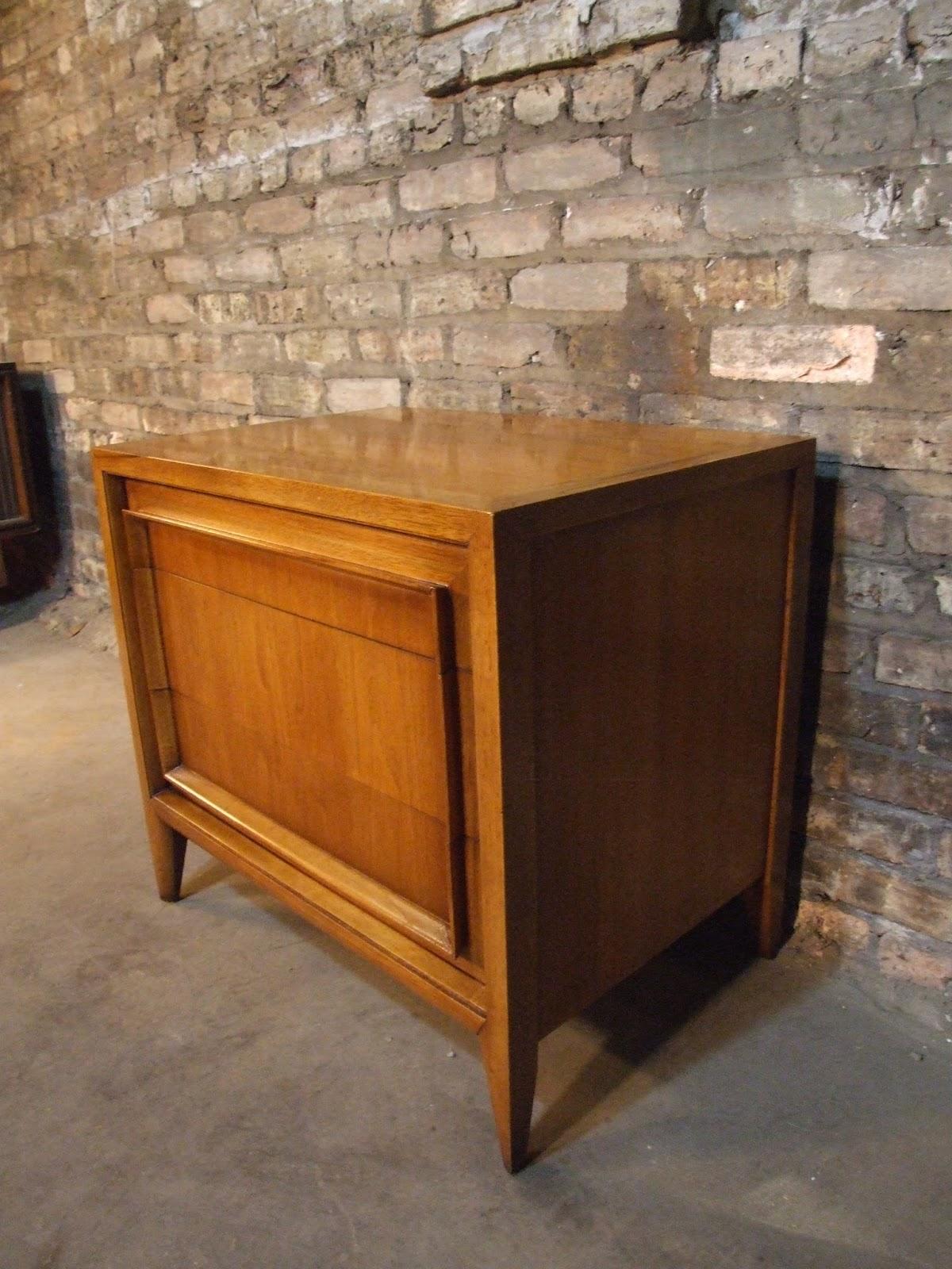 Mid Century Chicago Century Furniture Chest