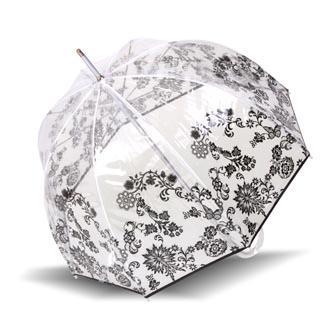 paraguas transparentes