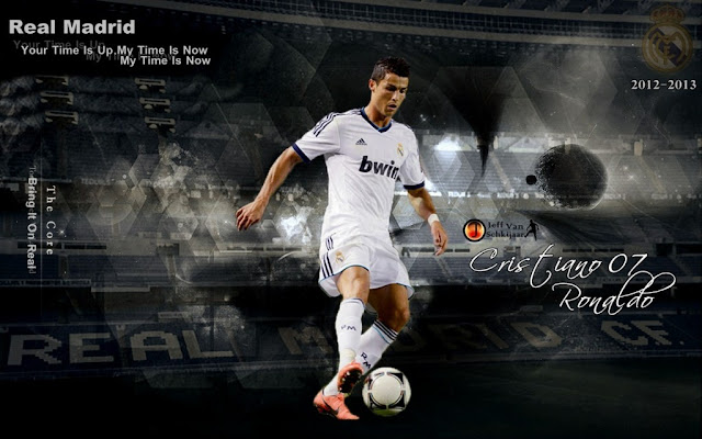 Real madrid cristiano ronaldo