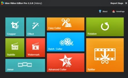 Download idoo Video Editor Pro 2.5