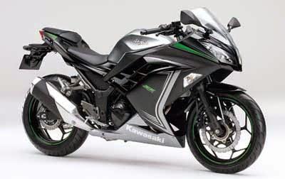 Gambar motor ninja 250 Special Edition 2015