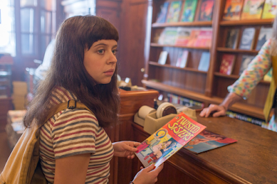 Bel Powley in Diary of a Teenage Girl