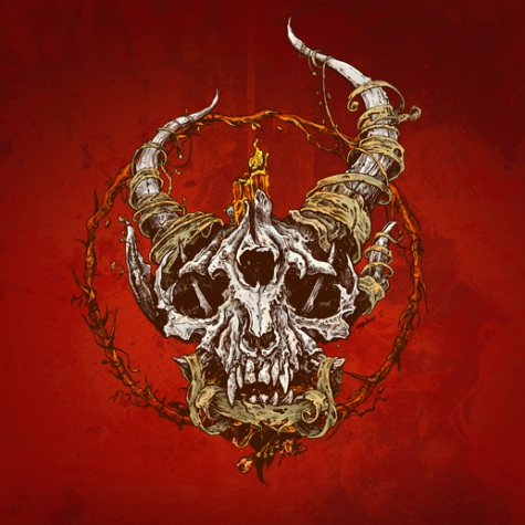 Patton on music demon hunter true defiance for Demon hunter