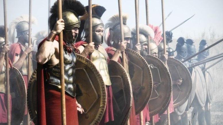 Δεν Συνηθίζεται στους Έλληνες να Προσκυνούν Κανέναν