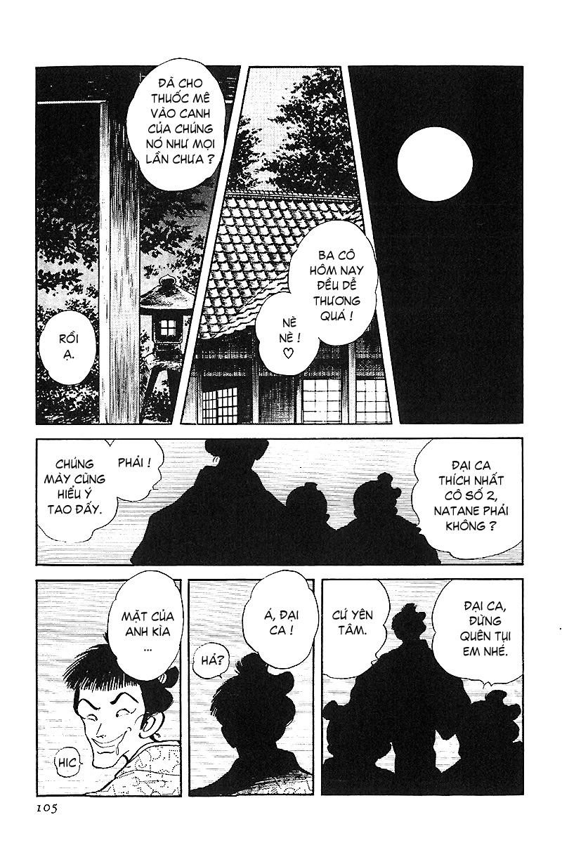 Nijiiro Togarashi - Ớt Bảy Màu chap 23 - Trang 11