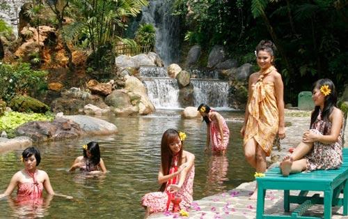 tourism spot in Bandung
