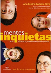 Download Grátis - Livro - Mentes Inquietas (Ana Beatriz Barbosa Silva)