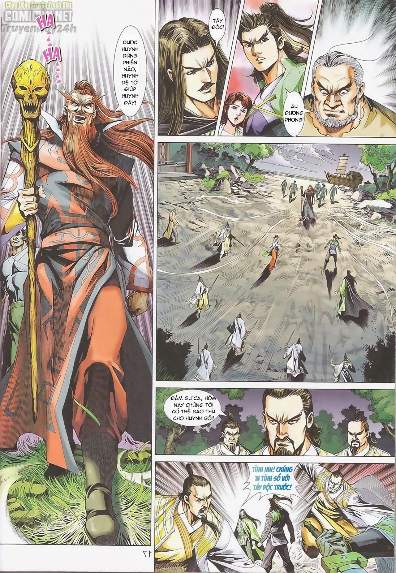 xem truyen moi - Anh Hùng Xạ Điêu - Chapter 87: Quần Hùng Hội Chiến Yên Vũ Lâu