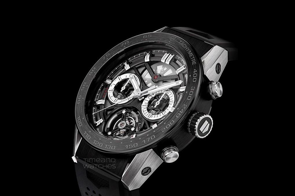 A Swiss made tourbillon watch at less than CHF 15,000?