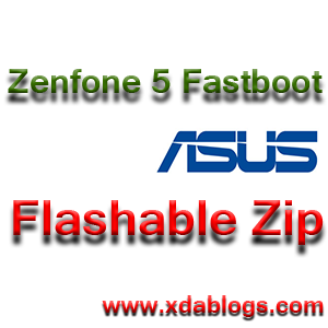 Zenfone 5 Kitkat/Lollipop Fastboot.img flashable