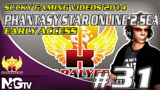 Phantasy Star Online 2 SEA Early Access